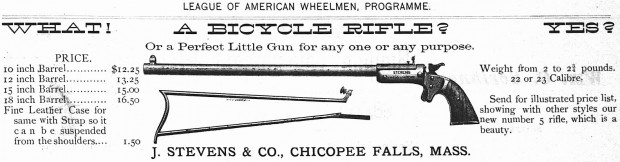 bicyclerifle