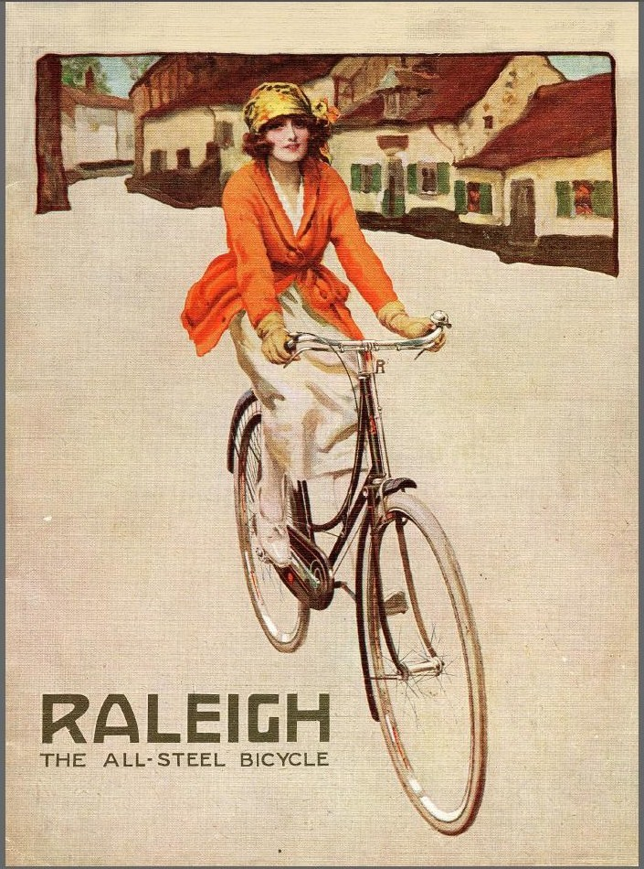RaleighPoster1922